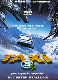 Táxi 3 - BDRip Dual Áudio