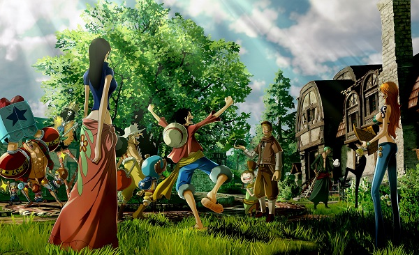 الإعلان عن العرض الافتتاحي الرسمي للعبة One Piece World Seeker ، لنشاهد من هنا ..