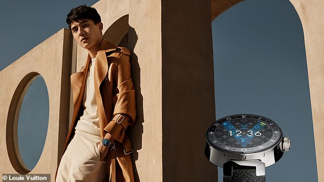 Chinese actor Liu Haoran stars in the latest louis vuitton campaign