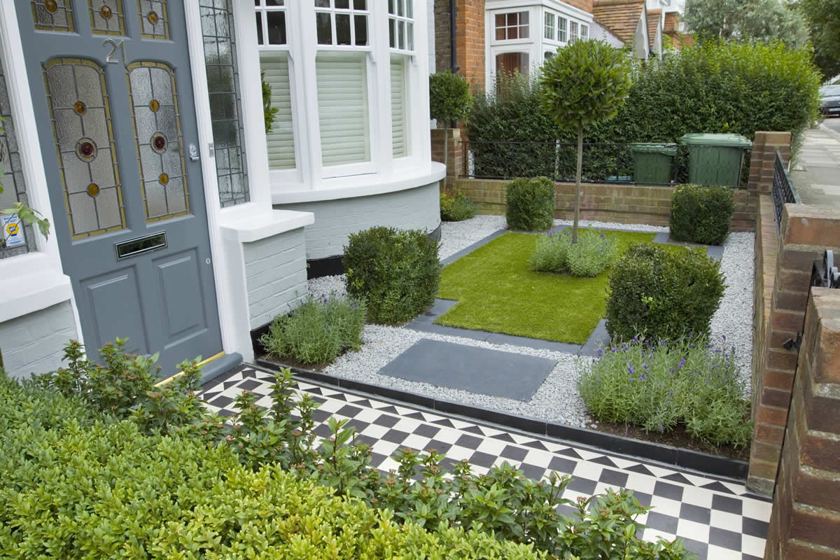 landscape design for small spaces