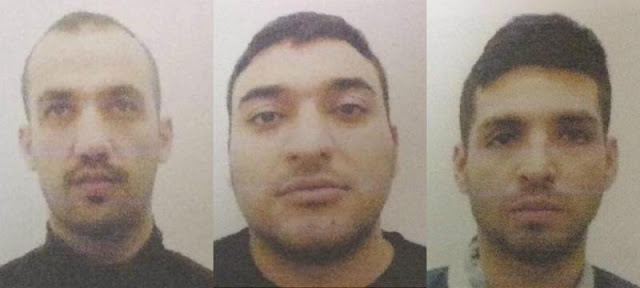 Fugitivos de Caxias - Segundo chileno já foi capturado, outra vez!