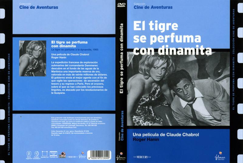 El tigre se perfuma con dinamita (1965) DescargaCineClasico.Net