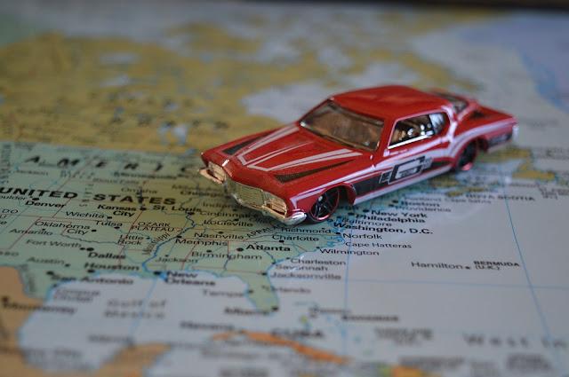 Tenha um mapa para não ter problemas na sua viagem de carro