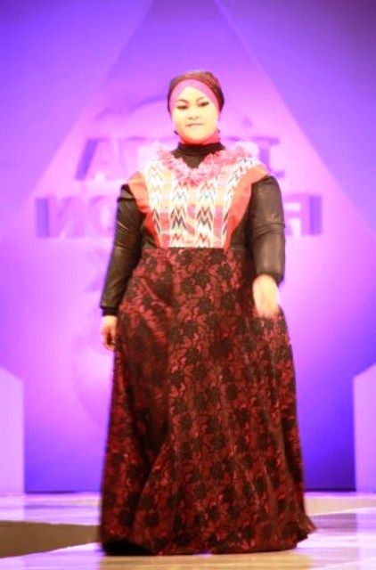 Gambar Foto Model Baju Kerja Muslim Untuk Orang Gemuk Baju Gamis