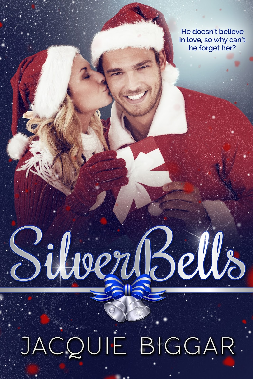 Silver Bells by Jacquie Biggar.... Just in time for Christmas ...
