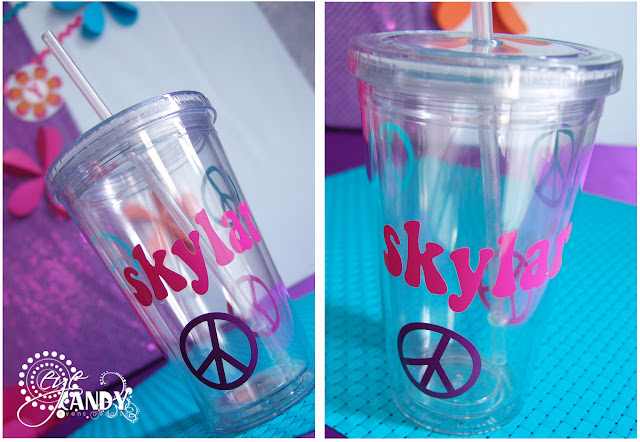 peace party cups