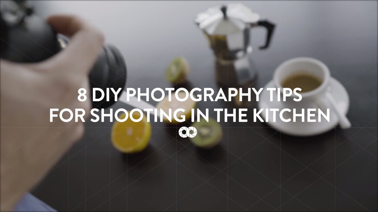 8 DIY photography tips for shooting in the kitchen