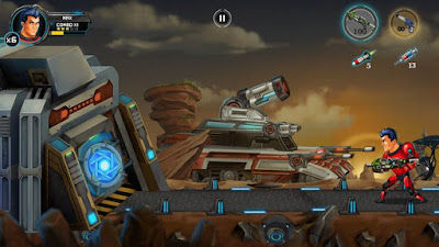 Alpha Guns 2 screenshot 2