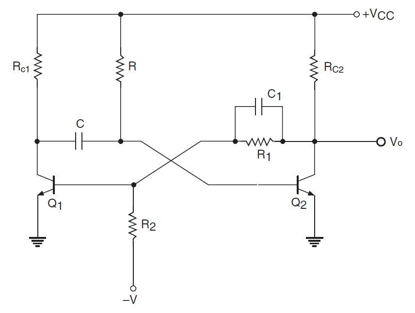tech2play the multivibrator