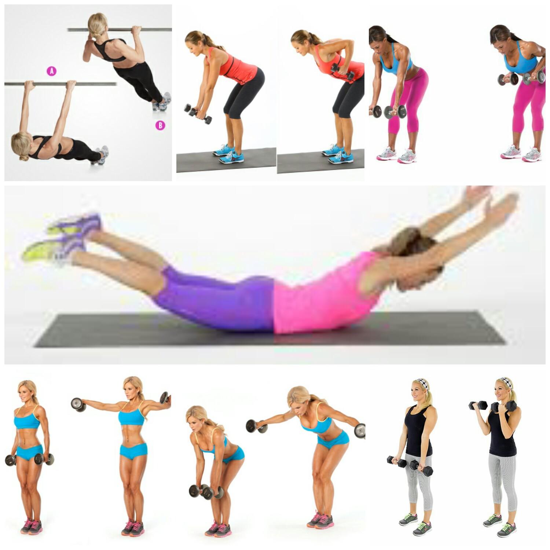 Push pull legs per essere in forma for Workout esterno coscia