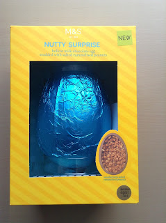 Marks & Spencer Nutty Surprise Easter Egg