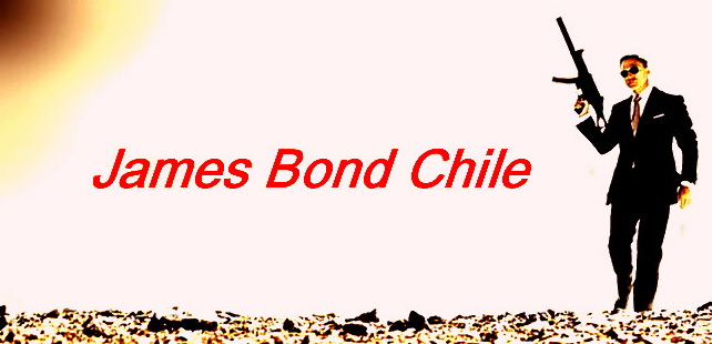 James Bond Chile