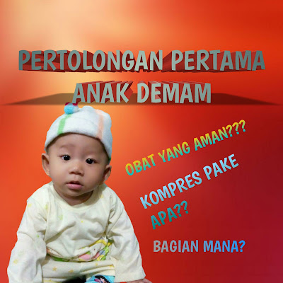 alternative anak demam