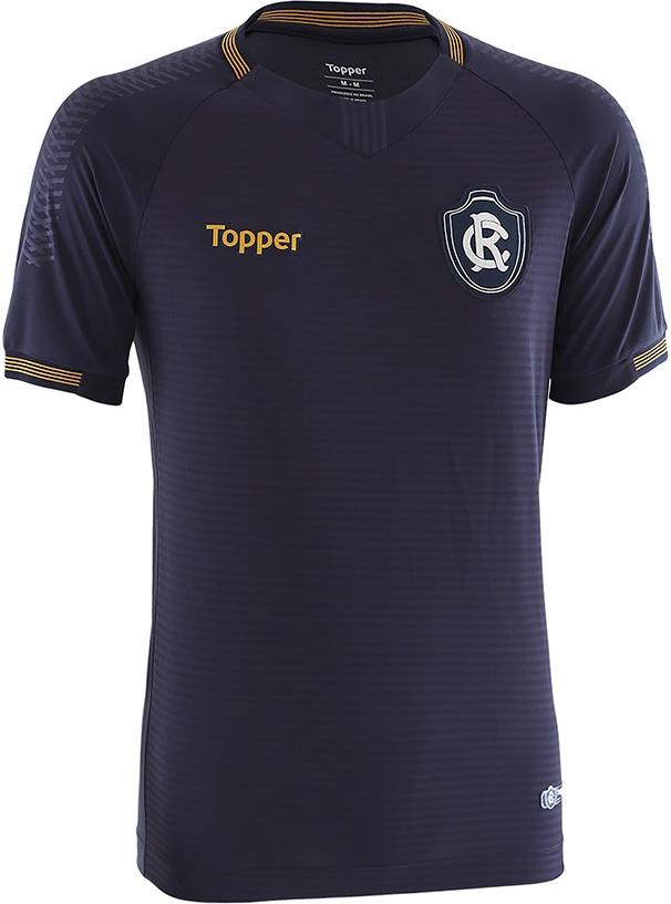 7ec49578bd Topper divulga as novas camisas do Clube do Remo - Show de Camisas