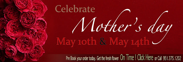 Pre Order Mother's Day Bouquet