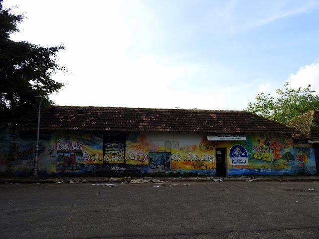 Kochi is many things all at once Kochi (Kerala) June 2016