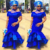 Creative Aso Ebi Style For Ladies