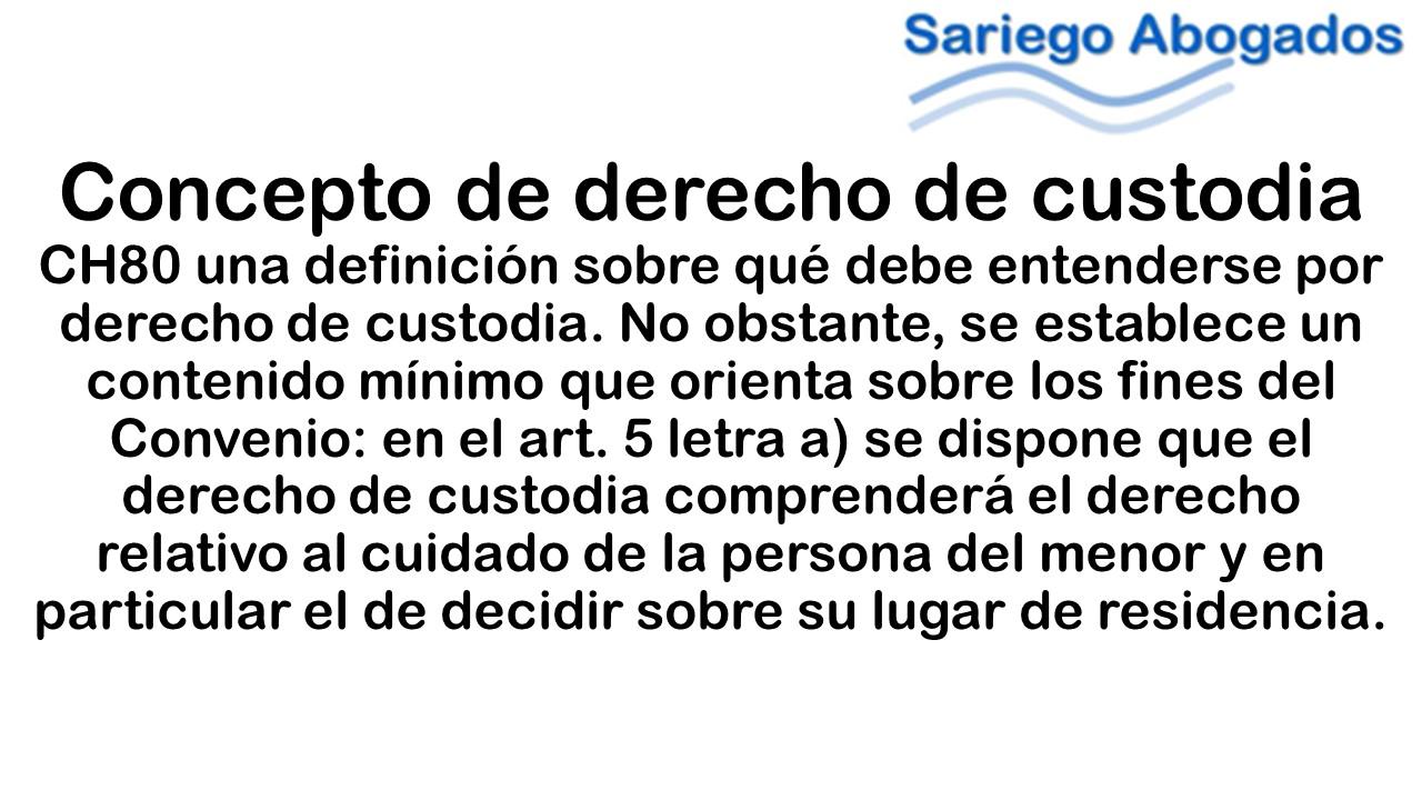 Magnífico Reanudar Las Muestras De Custodia Patrón - Ejemplo De ...