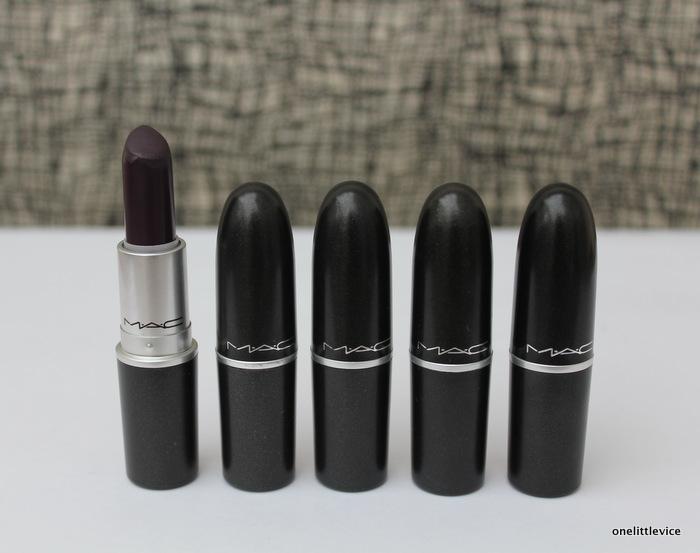 Mac Lipstick Collection: Mac Cyber Lipstick (Satin)   One ...