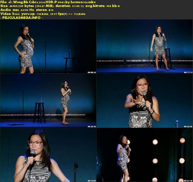 Descargar Ali Wong: Baby Cobra Subtitulado por MEGA.