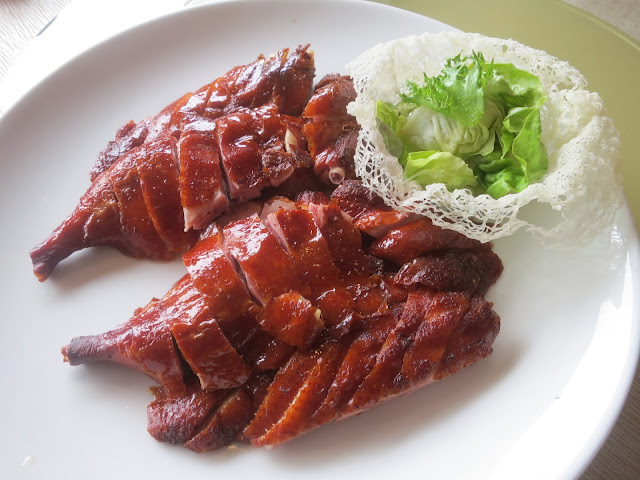 Barbecued Fragrant Smoked American Duck