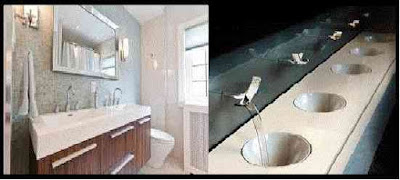 Clean Bathroom In 1st Step, Simple Cleaning Tips
