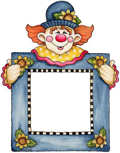 Marcos para imprimir gratis del circo   Imagenes y dibujos para imprimir