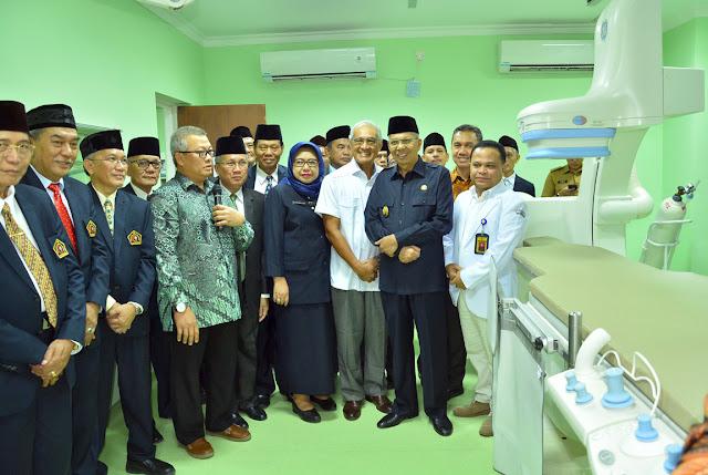 RSI Siti Khadijah Resmikan Cath Lab Khusus Penyakit Jantung