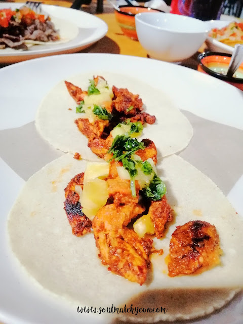 Hyeon's Travel Journal; Hearty Mexican Cuisine @ Delicias Mexican Food