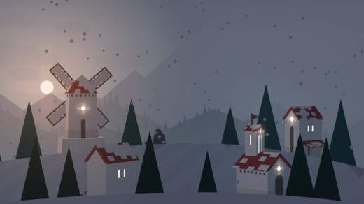Alto's Adventure game for Android
