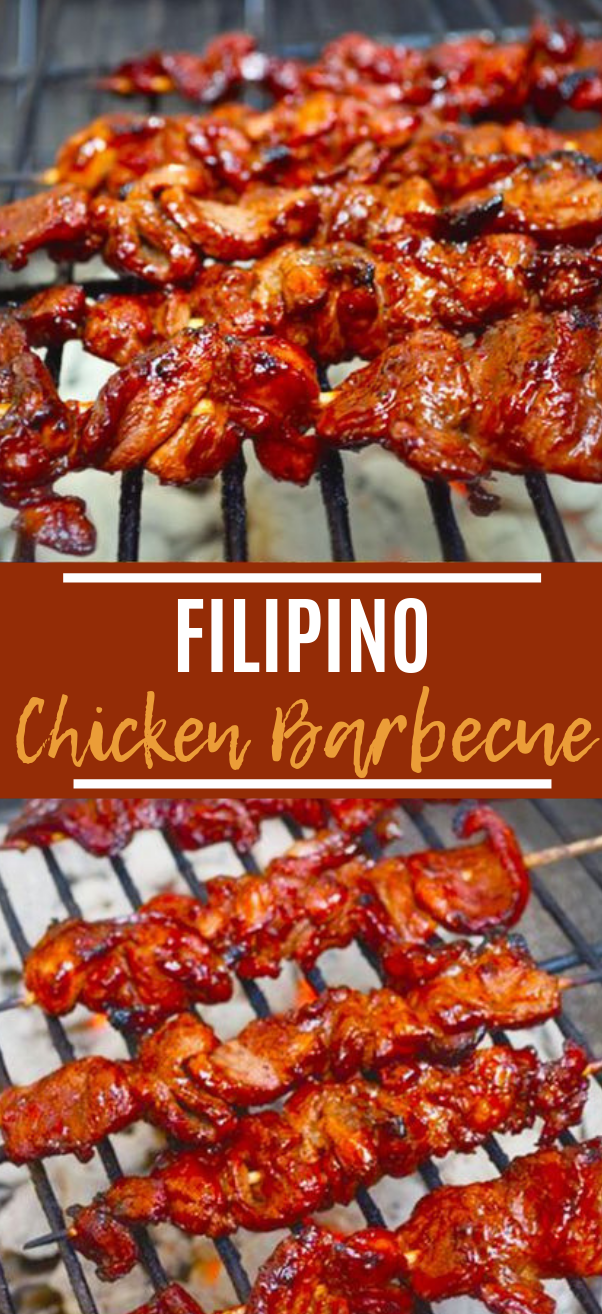 Filipino Chicken Barbecue #chicken #grillrecipe
