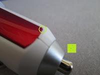 Plastik: Incutex Universal USB KFZ Ladegerät mit 2x USB Slots USB Zigarettenanzünder für iPhone iPad HTC Samsung Galaxy