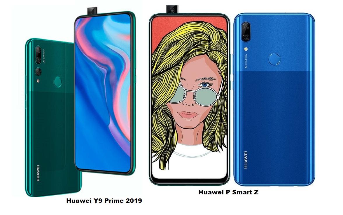 Huawei P Smart Z Full Specifications