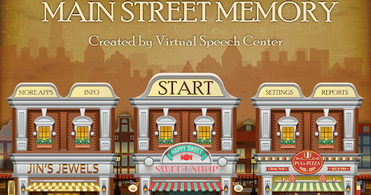Mainstreet Memory {An App Review}