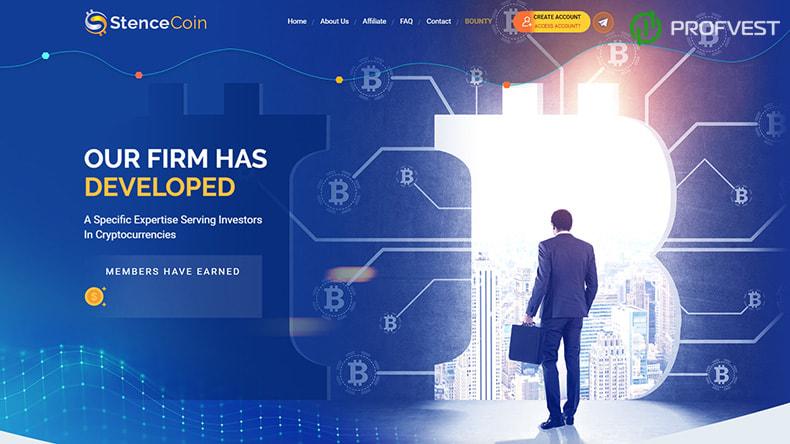 StenceCoin обзор и отзывы HYIP-проекта