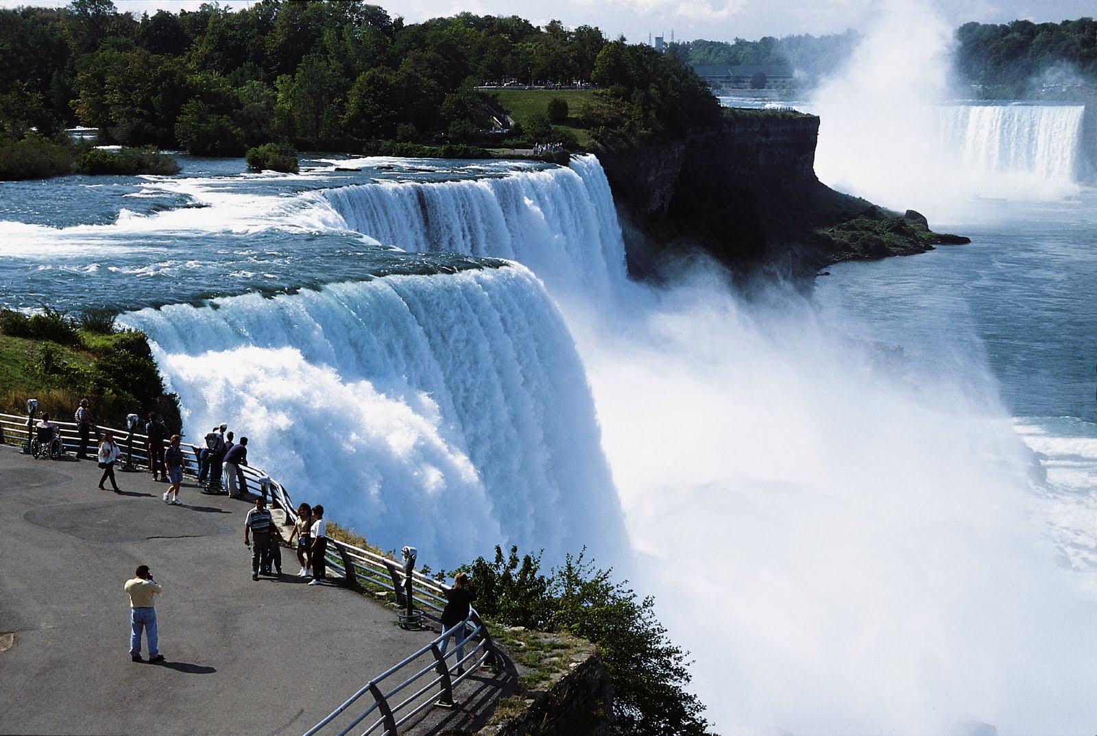 New York To Niagara Falls By Car