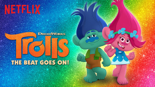 DreamWorks Animation - Trolls Season 2 Giveaway - ends 4/2!