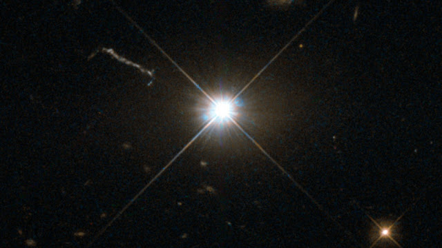 Astronomers find fastest-growing black hole known in space