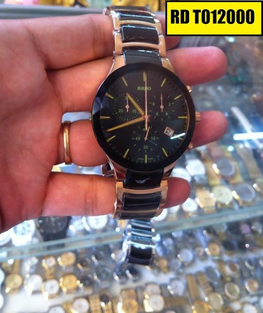 Đồng hồ nam Rado T012000