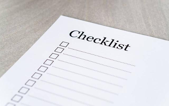 Une petite checklist pour le SEO de votre site 1