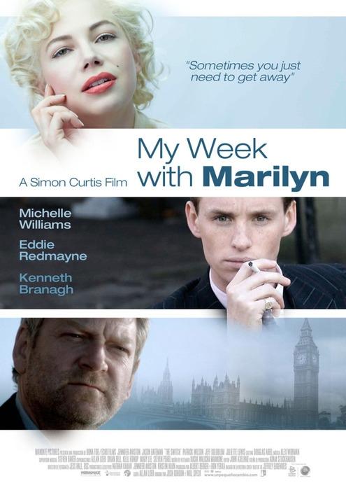 My Week with Marilyn poster ile ilgili görsel sonucu