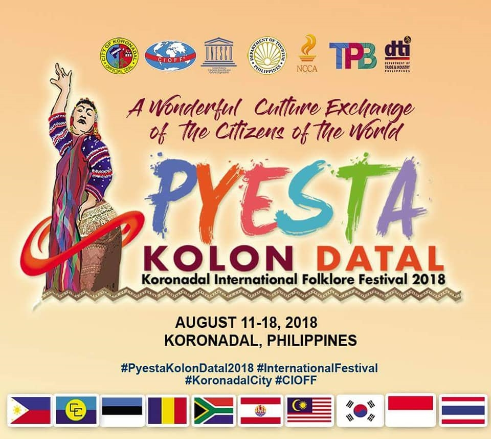 Pyesta Kolon Datal International Folklore Festival