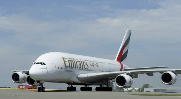 Air hostess falls out of plane in Uganda
