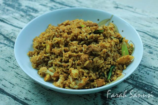 Resepi Nasi Goreng Kicap