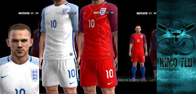 PES 2013 England Kits Euro 2016 By KIMO T.L.B 19