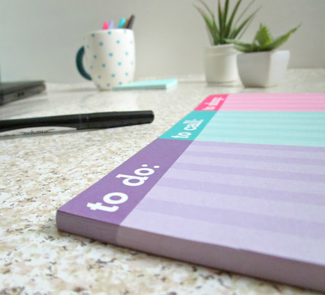 My Desk Essentials from Courtney's Little Things