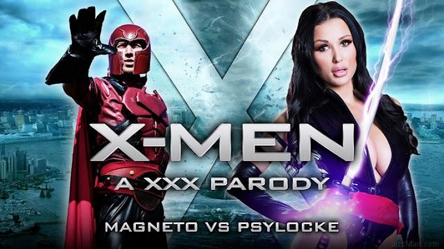 Versión de X-Men para adultos: XXX-Men: Psylocke vs. Magneto