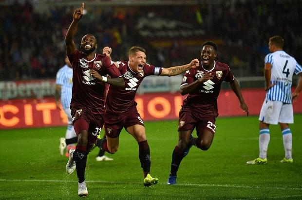 Vidéo - Italie: Nicolas Nkoulou offre la victoire à son club le Torino FC