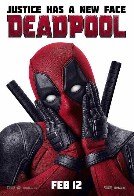 Deadpool entre las películas más vistas de 2016