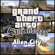 Grand Theft Auto San Andreas Alien City Free PC Download